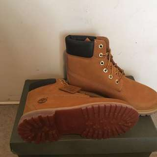 Timberland 6in Women's US8