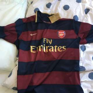 Arsenal Jersey - 3rd Kit - V.Persie