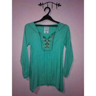 Tosca Long Sleeves Blouse