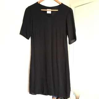 Simple Little Back Dress - XS