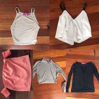 Hardly Worn Tops