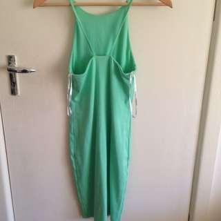 Kookai High neck, low back dress