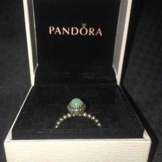 PANDORA MAY BIRTHSTONE RING