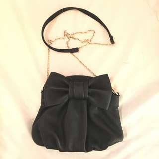 Bow Purse Bag