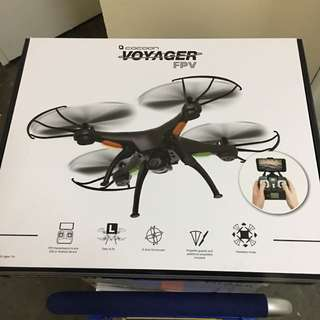 ** SALES $78 Only ** Cocoon - Voyager FPV Drone From Australia
