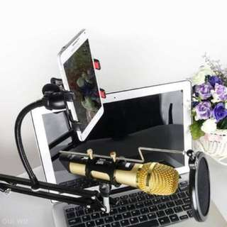 Recording Microphone Stand
