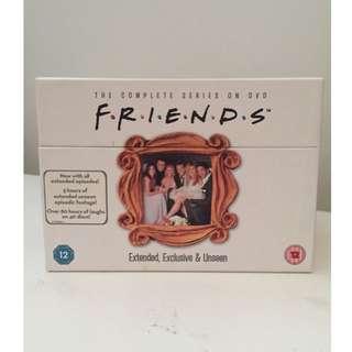 FRIENDS FULL SERIES DVD BOXSET