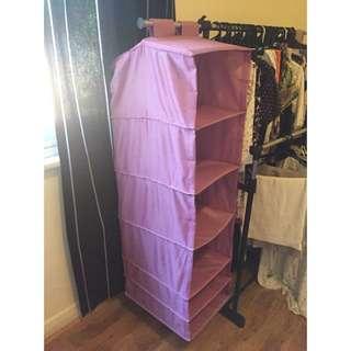 IKEA Hanging Clothes Storage Unit