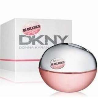 🚚 DKNY Be Delicious Fresh Blossom 粉戀蘋果 100ml