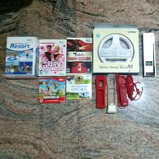 Wii Game Console N Games