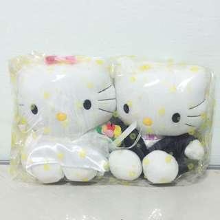 Hello Kitty Wedding Soft Toys