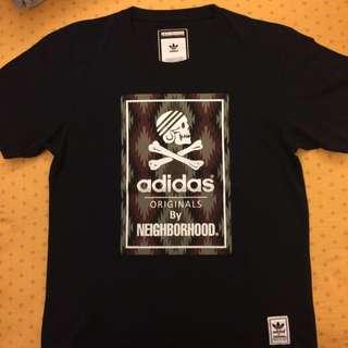 🚚 adidas x neighborhood S NBHD