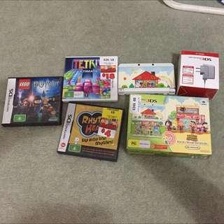 New 3DS - Animal Crossing: Happy Home Desginer Edition