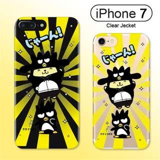 [3C]iPhone7/7 Plus//RuLu自留款-酷企鵝x布丁狗x三麗鷗 軟殼手機殼