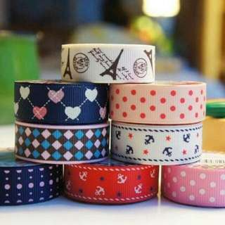 Korean Ribbon Masking Tape