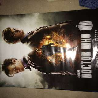 Dr Who Posters