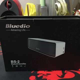Blue dio Sound Box