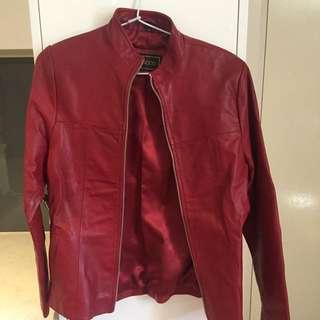 Sirrico Leather Jacket