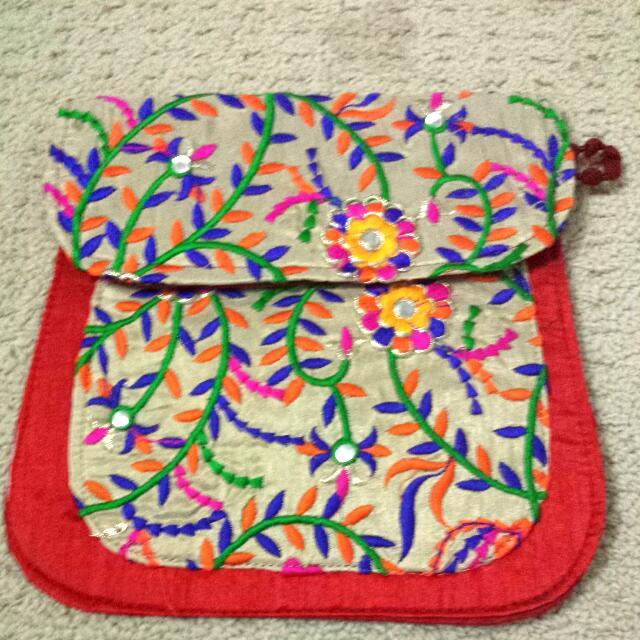 2 Pocket Designer Bag Imported From India