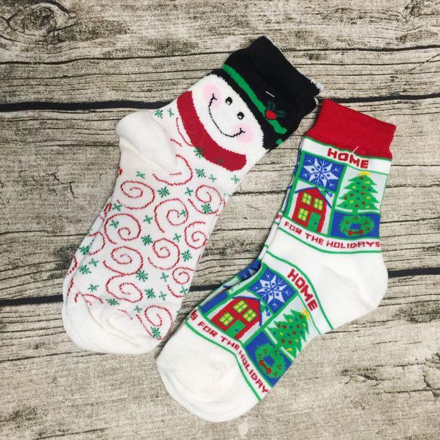 耶誕造型襪子🎄🌟🎁