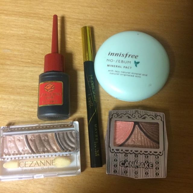 多款彩妝商品便宜賣