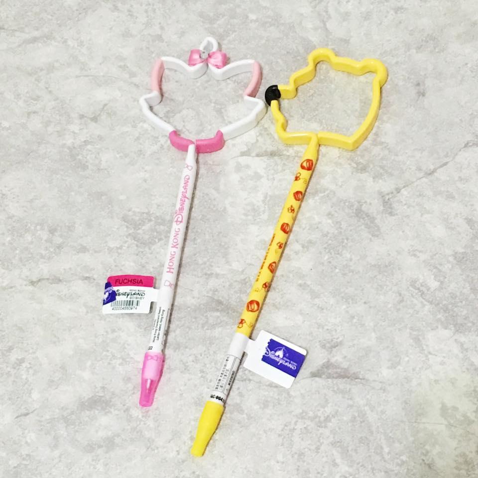 (包郵)瑪麗貓/維尼 迪士尼造型原子筆