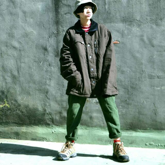 香港購入 工裝外套