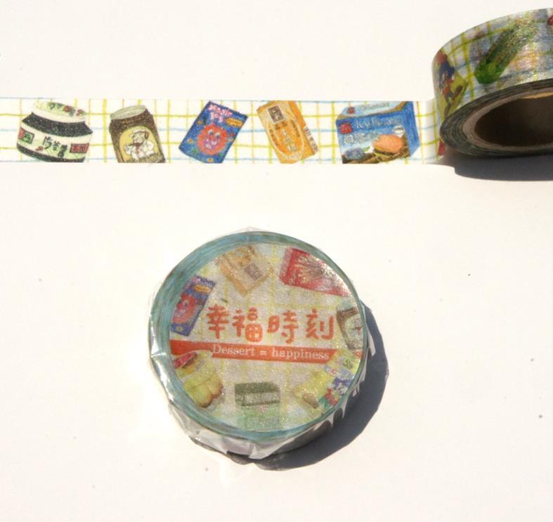 針線球 YarnBall 幸福時刻 紙膠帶 分裝
