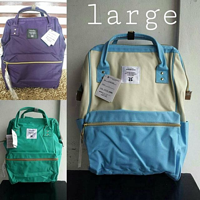 Anello Backpacks - Large