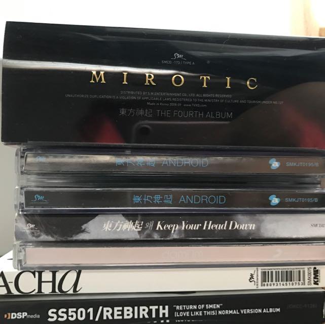 Assorted CDS