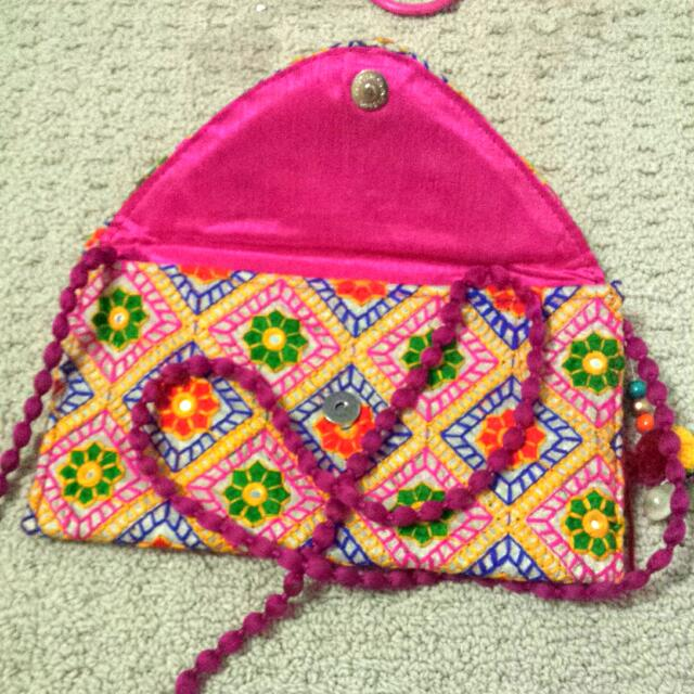 Bag/Wallet Imported From India