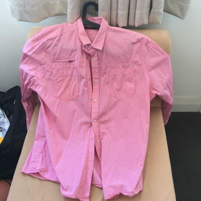 Ben Sherman Shirt - 2XL
