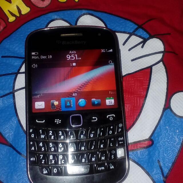 Blackberry Dakota 9900 Batangan