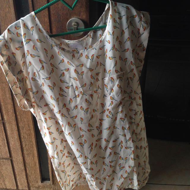 blouse selengan
