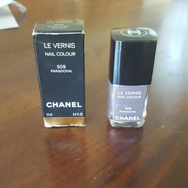 Brand New Chanel Nail Polish