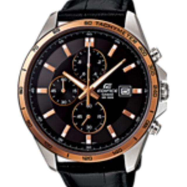 Casio Edifice Men s Watches EFR-512L-8AVEF 4bba3418c4