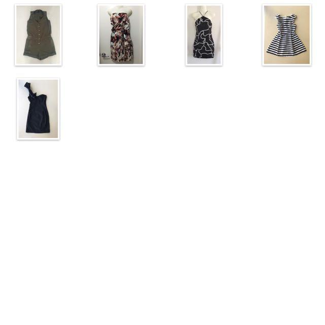 Clothes Size 6