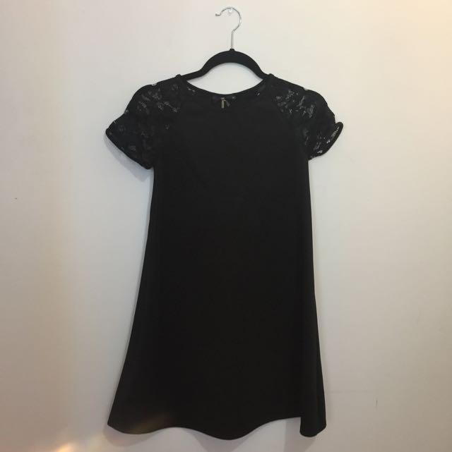 Club L Black Dress