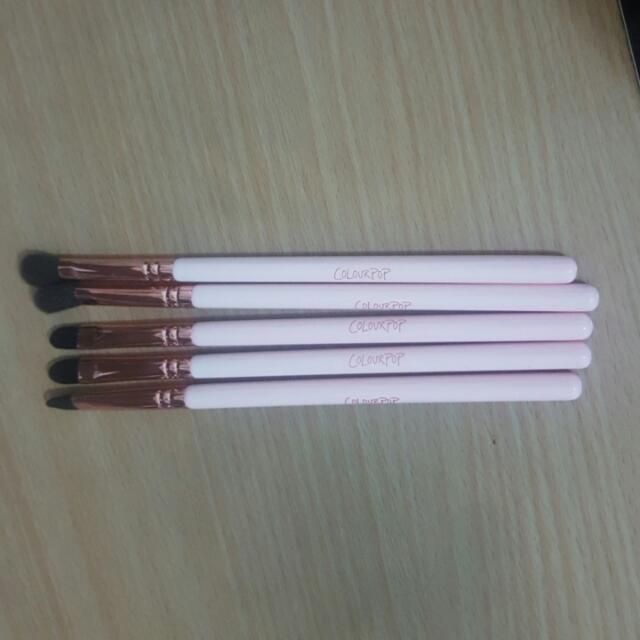 Colourpop Eye Brushes