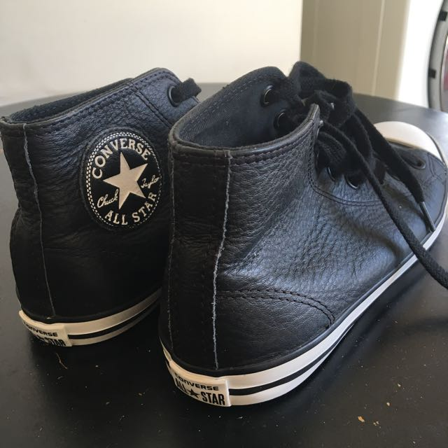 Converse Leather Edition