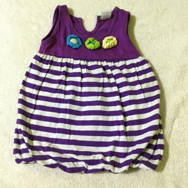Crib Couture Baby Dress
