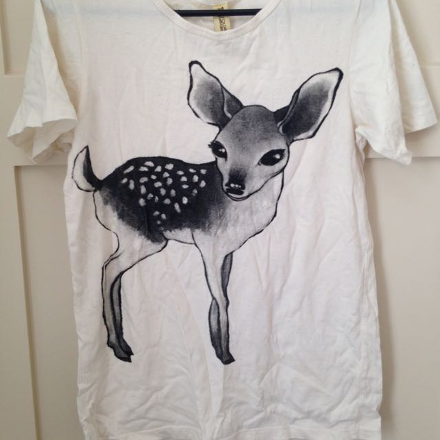Deer Animal Shirt