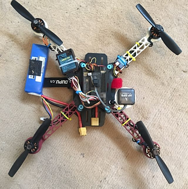 Drone 330 Size. GPS/ Compass/ 6 Flight Modes
