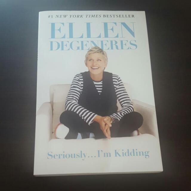 Ellen DeGeneres  (English)