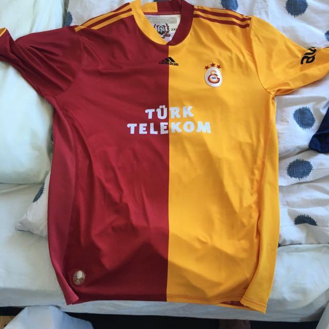 Galatasaray Home Jersey - 2XL