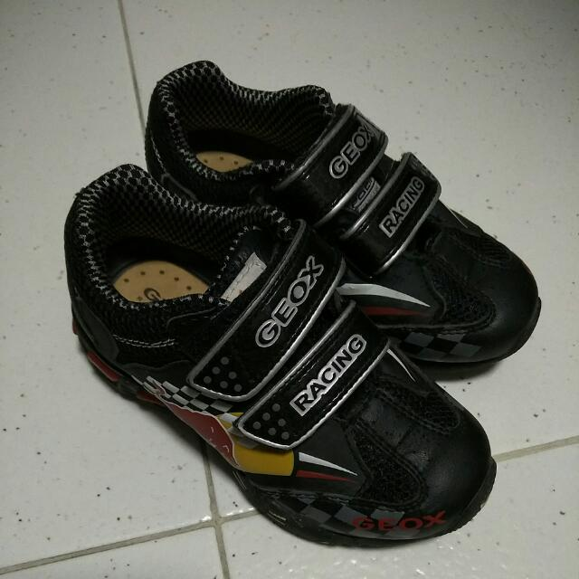 Bull Kids Racing LightBabiesamp; Red Geox Shoes With Boys 34RcAjLS5q