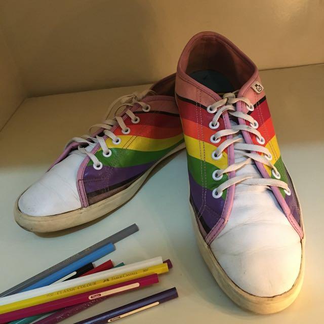 Gola Rainbow Sneakers