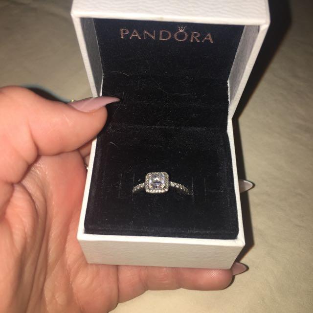 Gorgeous Pandora Ring