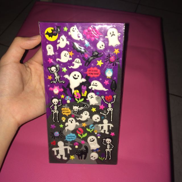 Halloween Sticker
