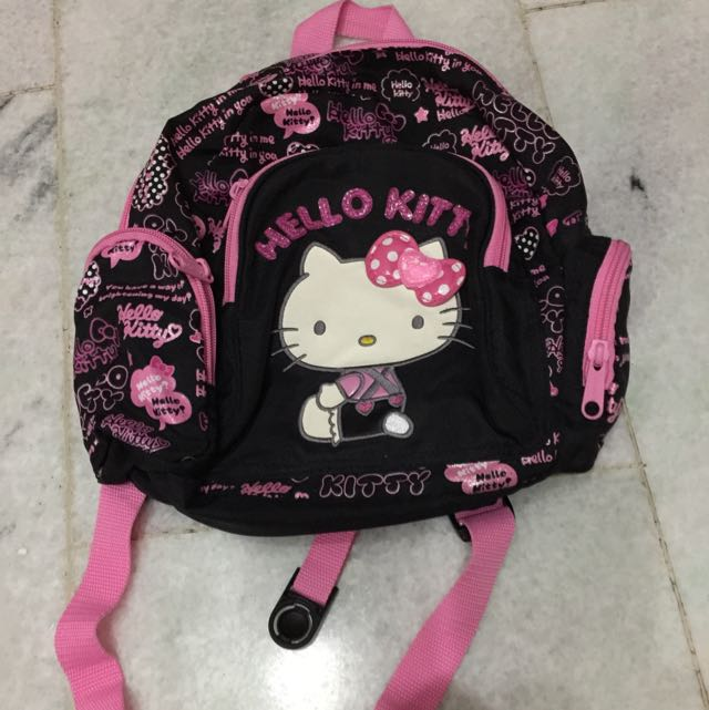 Hello Kitty tas ransel